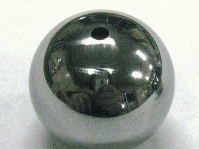 ベアリング鋼に放電加工