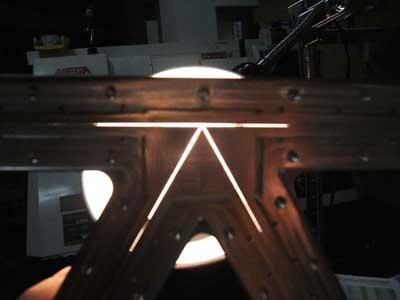 スリットノズル加工 W0.2mm D1.0mm